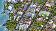 Vil du være borgermester og styre en by? Da må du prøve Spleiselaget Byen, spillet som lærer deg om sammenhengene mellom samfunn, skatt og arbeidsliv!