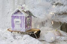 By Ekaterina_Ko: Домик/Christmas house