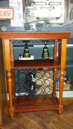 Wine rack $42.50