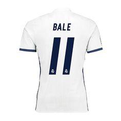 Camiseta Real Madrid BALE Primera 2016-17