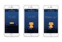 It's designed to help you wake up feeling alert and ready to fly through your to-do list. #sleep #app #nap #science http://greatist.com/discover/sleep-app-for-better-naps