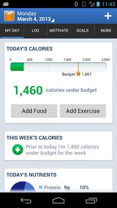 Weight loss is a great way to stay in shape. Track Diet, Diet Schedule, Health And Fitness Apps, Diet Apps, Lose Weight, Weight Loss, Calorie Counter, Stubborn Fat, Health Goals