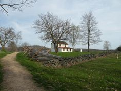 Gettysburg, one of the amazing places we visited on our honeymoon.
