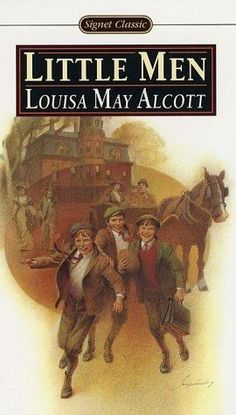 If you have read Little Women, you must read Little Men to complete the story!!!