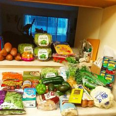Fit Girls Guide Grocery Store Haul