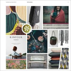 Trend Bible - Home & Interior Trends A/W 2016/2017