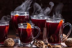 German Mulled Wine (Glühwein)