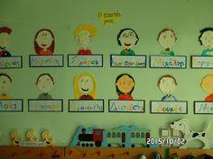 Ο εαυτός μου Kindergarten, Activities, School, Frame, Blog, Ideas, Picture Frame, Kindergartens, Blogging