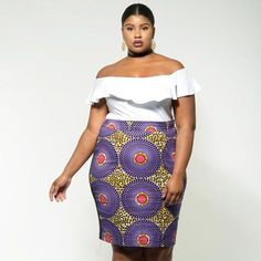 African Print Skirts - African Skirts from D iyanu 5cd083abf
