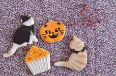 猫アイシングクッキー講座 in コミュニティクラブたまがわ|かわいいと猫がいっぱい♪ Lauraのスイーツ&ハンドメイド