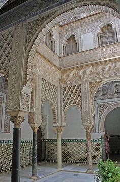 Reales Alcázares, Seville, Spain
