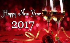 Happy New Year 2017 Wallpaper and Cards | New Year 2017 Wishes on Card - Happy New Year 2017 Wishes, Images, Quotes, Greetings, SMS, Shayari