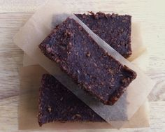 cocoa for coconut snack bars - grain-free, sugar-free, paleo recipe