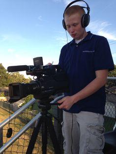 wardogsports.com cameraman Matthew Ryan Rhodes