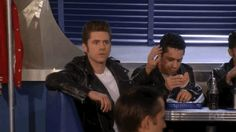 New party member! Tags: bye aaron tveit go away grease live bai danny zuko Musical Theatre, Movie Theater, Grease 2016, Grease 1978, Live Gif, Grease Movie, Danny Zuko, Aaron Tveit, Funny Images