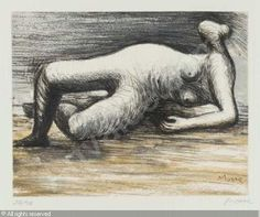 Henry Moore Paintings Famous, Famous Artists, Henry Moore Drawings, Henry Moore Sculptures, Art Postal, Collage, Action Painting, Sculpture Painting, Z Arts