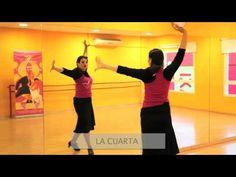 Tutorial bailar sevillanas: la tercera y la cuarta - YouTube Lets Dance, My Passion, Belly Dance, All Things, Youtube, Basketball Court, Celebrities, Fitness, Sports