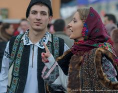 Romanian people National folk clothing (part Romanian Men, Romanian Gypsy, Romanian People, Folk Costume, Costumes, Folk Clothing, Date Outfit Casual, Flirting Tips For Girls, Portraits