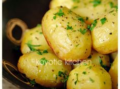 BBQ Potatoes Recipe