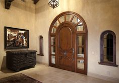#CurbAppealContest Old World Doors, Tuscan Doors, Mission Doors & Rustic Doors