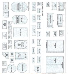 Cheap Quarter Scale Furniture TONS Of Ideas Miniatures Pinterest