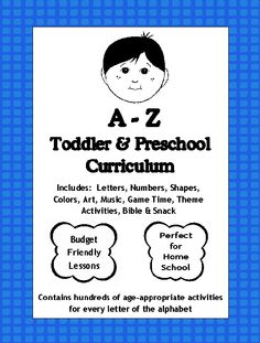 """FREE LANGUAGE ARTS LESSON - """"A to Z Toddler and Preschool Curriculum Sample A - D"""" - Go to The Best of Teacher Entrepreneurs for this and hundreds of free lessons.   Pre-Kindergarten   #FreeLesson   #LanguageArts    http://www.thebestofteacherentrepreneurs.net/2013/04/free-language-arts-lesson-to-z-toddler.html"""