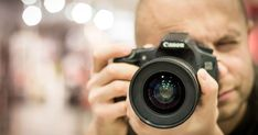 How to use a DSLR camera (correctly)