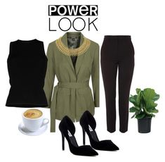 Empowerwoment by fashionistasrock on Polyvore featuring polyvore, fashion, style, Roberto Collina, Topshop, Steve Madden, modern, clothing and InnerFashionista