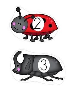 INSECTS Counting 0-20 FREE Preschool Bug Theme, Learning Numbers Preschool, Preschool Centers, Preschool Classroom, Preschool Activities, Preschool Binder, Insect Activities, Spring Activities, Bugs And Insects
