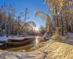 Река Рощинка, Ленинградская область