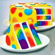 Rainbow Cake Here are the best gluten-free desserts to be found.These desserts actually taste good. You won't feel dessert deprived ever again with all these recipes. Pretty Cakes, Cute Cakes, Beautiful Cakes, Yummy Cakes, Amazing Cakes, Bolo Tye Dye, Tye Dye Cake, Crazy Cakes, Fancy Cakes