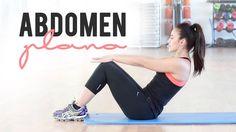 Rutina de ejercicios abdomen plano