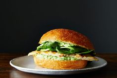 Green Goddess Chicken Sandwiches recipe on Food52.com