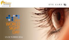 Happy #WorldSightDay. Let's celebrate the incredible difference that sight can make to someone's life. #sightforall