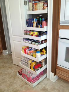 Get to everything in your pantry! Amazing!