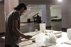 Estudios abiertos en el MMAMM. Andrés Piña