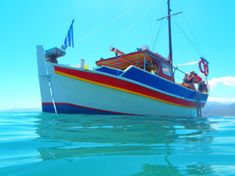 00 Zorbas boad Saling in Crete 1346 Fishing Holidays, Sailing Holidays, Holiday News, Holiday Photos, Cycling Holiday, Diving Course, Sailing Trips, Excursion, Day Hike