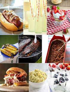 July 4th food #QuartersOnCampus