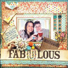 Fab-U-Lous! - Scrapbook.com