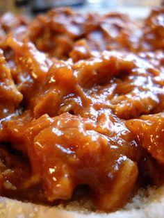 Root Beer pulled pork - use jackfruit