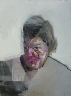 "Saatchi Online Artist: christos tsimaris; Oil, 2012, Painting ""head"""