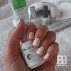 Gelish Snow Bunny (01421) # Basic Collection