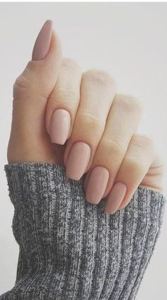 Nail Polish 37 Super Trendy Nail Art Idee für kurzes Nageldesign How To Deal With Hair Growth? Acrylic Nails Nude, Nude Nails, Pink Nails, Matte Nails, Matte Pink, Acrylic Art, Acrylic Nail Shapes, Shapes Of Nails, How To Shape Nails
