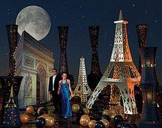 Eiffel Tower Decorating Kit
