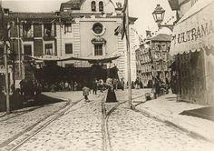 Plaza de la Cebada, 1890