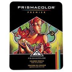 Prismacolor Premier Colour Pencils 72 Set