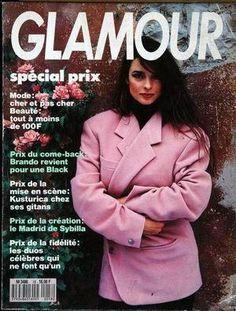 GLAMOUR France - Nº 18 - November 1989