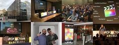 The Final Cut Pro X series of live events grows at an amazing pace! This time Ronny Courtens tells us...