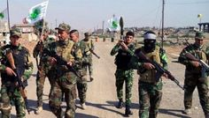 """Anbar: Forces from al-Hashd's tribal fighters captured three members of the Islamic State while trying to sneak into the city of Ramadi, an official source told on Tuesday. The source said, """"Forces from the 9th regiment of al-Hashd al-Ashaeri in Anbar managed, today, to capture three members of the Islamic State, while trying to sneak into the city of Ramadi."""""""