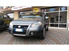 Fiat Sedici 1.9 MJT 4x4 Emotion - 0 Cairo, Fiat, 4x4, Diesel, Hand Warmers, Diesel Fuel